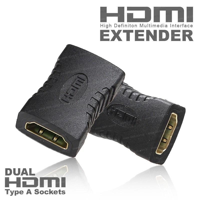 Dark Hdmı Dişi/dişi Dönüştürücü Dk-hd-afxf Adaptör / Dönüştürücü