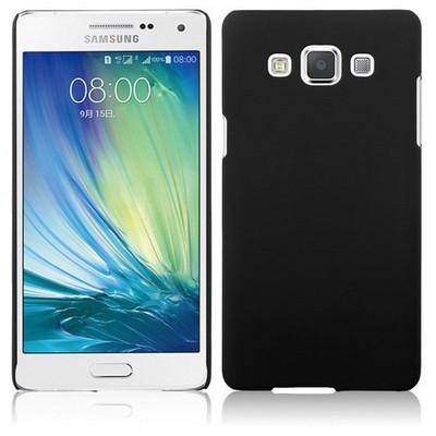 Microsonic Premium Slim Samsung Galaxy A5 Kılıf Siyah Cep Telefonu Kılıfı