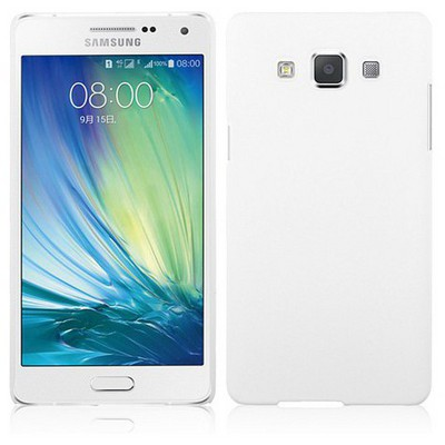 Microsonic Premium Slim Samsung Galaxy A5 Kılıf Beyaz Cep Telefonu Kılıfı