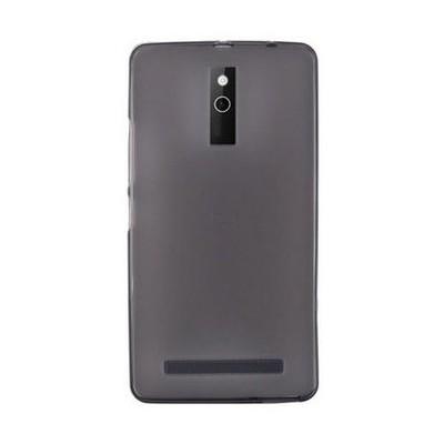Microsonic Transparent Soft Avea Intouch 4 Kılıf Siyah Cep Telefonu Kılıfı