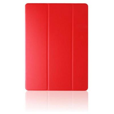 Microsonic Samsung Galaxy Tabs T700 Smart Case Ve Arka Kılıf Kırmızı Tablet Kılıfı
