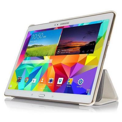 Microsonic Samsung Galaxy Tabs T800 Smart Case Ve Arka Kılıf Beyaz Tablet Kılıfı