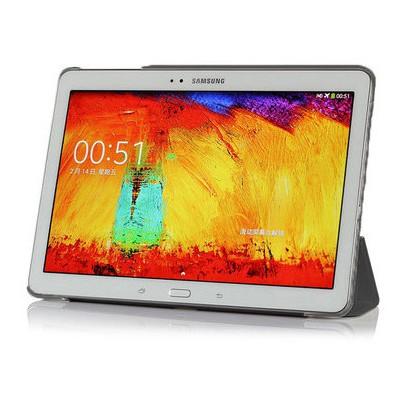 Microsonic Samsung Galaxy Tab4 T530 Smart Case Ve Arka Kılıf Siyah Tablet Kılıfı