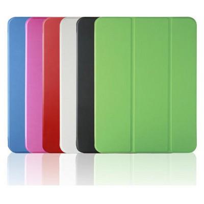 Microsonic Samsung Galaxy Tab4 T530 Smart Case Ve Arka Kılıf Beyaz Tablet Kılıfı