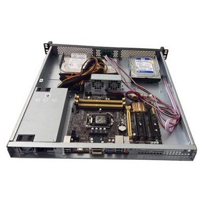 TGC -13480 1u Server Kasa 480mm 200w 2x3.5 2 Xfan Sunucu Aksesuarları