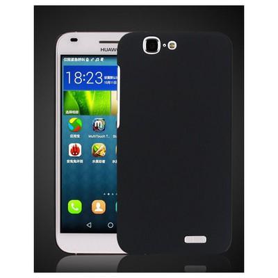 Microsonic Premium Slim Huawei Ascend G7 Kılıf Siyah Cep Telefonu Kılıfı
