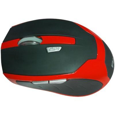 Flaxes FLX-952wk Kablosuz Mouse - Siyah/Kırmızı