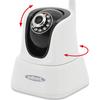 Ednet Move Gece & Gündüz Iç Mekan Ip Kamera, Kablosuz 11n, Hareketli Kafa, Infrared Özellik, 640 X 480 Piksel Güvenlik Kamerası