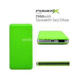 Codegen If-80g Powerx 7000mah Yeşil Powerbank If-80g Taşınabilir Şarj Cihazı
