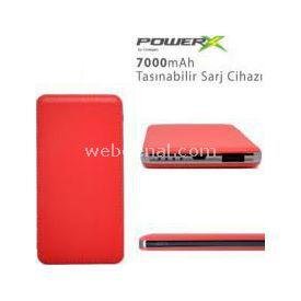Codegen If-80p Powerx 7000mah Pembe Powerbank If-80p Taşınabilir Şarj Cihazı