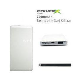 Codegen If-80w Powerx 7000mah Beyaz Powerbank If-80w Taşınabilir Şarj Cihazı