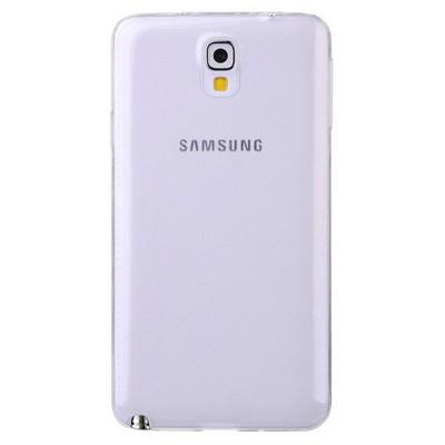Microsonic Samsung Galaxy Note 3 Neo Clear Soft Şeffaf Kılıf Cep Telefonu Kılıfı