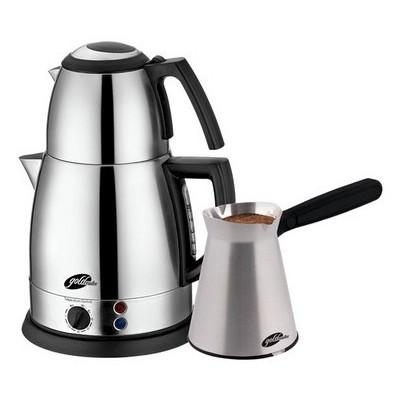 Goldmaster GM7322S Çay ve Kahve Makinesi Çay Makinesi