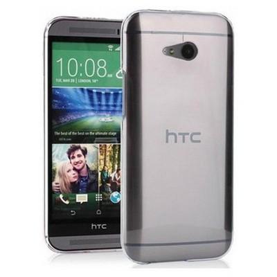 Microsonic Htc One Mini 2 (m8 Mini) Clear Soft Şeffaf Kılıf Cep Telefonu Kılıfı