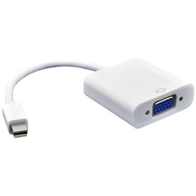 Flaxes Fck-mdv Mini Displayport To Vga Çevirici (mac Uyumlu) Çevirici Adaptör