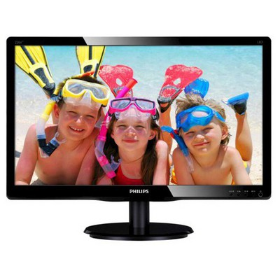 "Philips 226V4LAB/00 21.5"" 5ms LED Monitör"