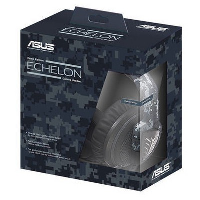 Asus Echelon Sıyah Oyuncu Kulaklığı Kafa Bantlı Kulaklık