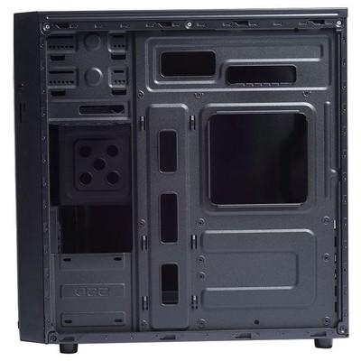 Nagas A250 250w SSD Ready ATX Kasa - Siyah