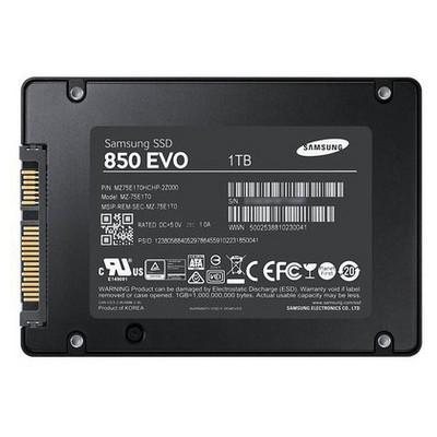 Samsung 1tb 850 Evo SSD - MZ-75E1T0BW