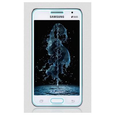 Microsonic Temperli Cam Ekran Koruyucu Samsung Galaxy Core 2 Kırılmaz Film Ekran Koruyucu Film