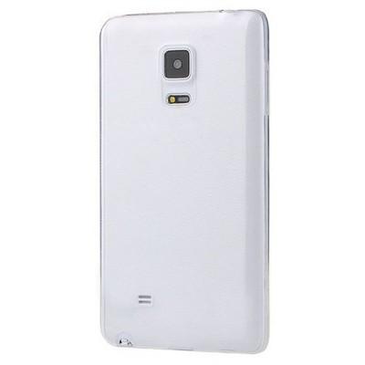Microsonic Samsung Galaxy Note Edge Clear Soft Şeffaf Kılıf Cep Telefonu Kılıfı