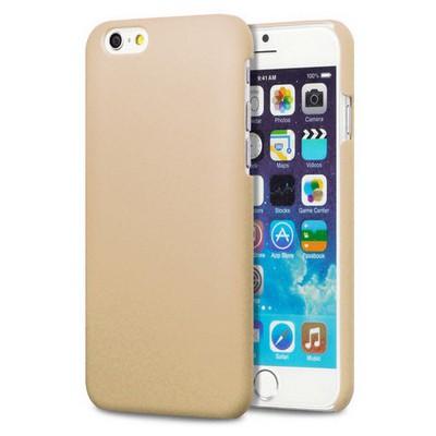 Microsonic Premium Slim Iphone 6 (4.7'') Kılıf Altın Sarısı Cep Telefonu Kılıfı