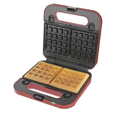 Arzum AR285 Minimax Tost ve Waffle Makinesi Kırmızı