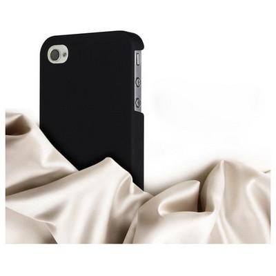 Microsonic Premium Slim Iphone 4s Kılıf Siyah Cep Telefonu Kılıfı
