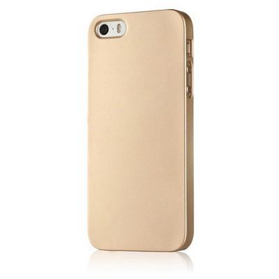 Microsonic Premium Slim Iphone 5s Kılıf Sarı Cep Telefonu Kılıfı