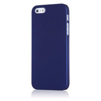 Microsonic Premium Slim Iphone 5s Kılıf Mavi Cep Telefonu Kılıfı