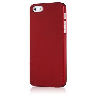 Microsonic Premium Slim Iphone 5s Kılıf Kırmızı Cep Telefonu Kılıfı