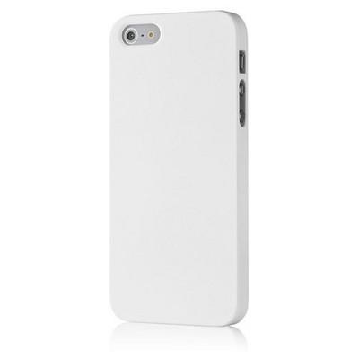 Microsonic Premium Slim Iphone 5s Kılıf Beyaz Cep Telefonu Kılıfı