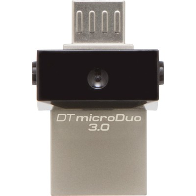 Kingston 32GB DataTraveler microDuo 3.0 Bellek (DTDUO3-32G)