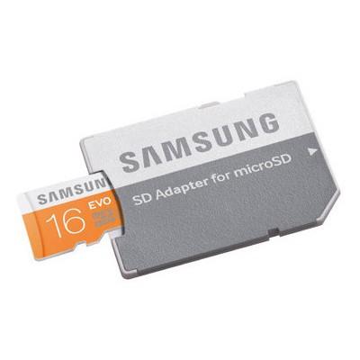 Samsung 16gb Msd Evo Class10 Mb-mp16da/t Micro SD Bellek Kartı