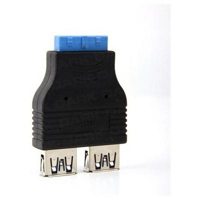 Dark Dk-ac-u3a19 2 X Usb 3.0 Port - 19 Pin Anakart Bağlantılı Dönüştürücü Adaptör Çevirici Adaptör