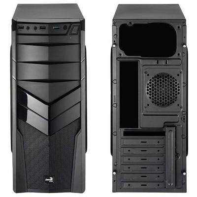Aerocool V2X Black 500w Kasa - AE-V2X-500