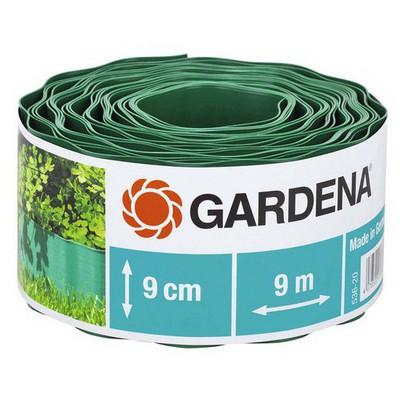 Gardena 536 Kenar Çiti Yeşil 9 Cm / 9 M Bahçe Çiti