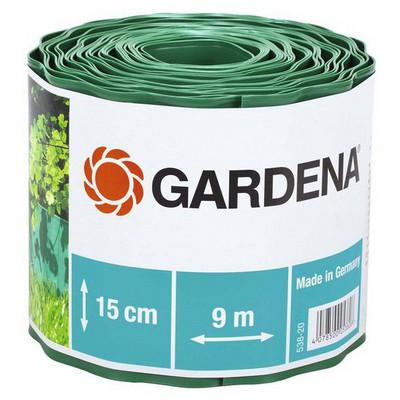 Gardena 538 KENAR ÇİTİ Yeşil 15 CM / 9 M Bahçe Çiti
