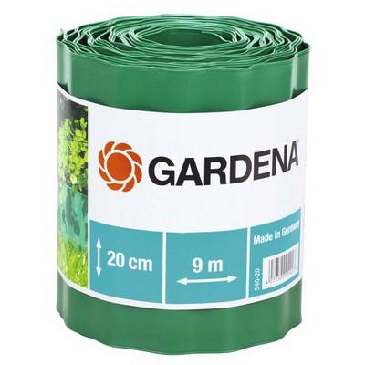 Gardena 540 KENAR ÇİTİ Yeşil 20CM / 9 M