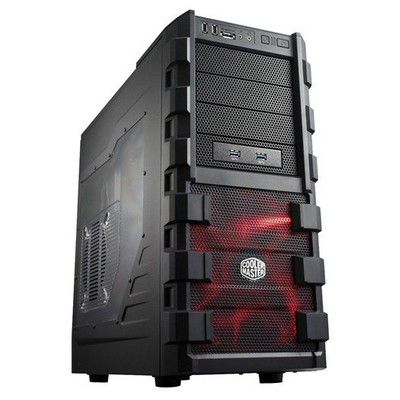 Cooler Master HAF 912 Combat 750w Mid Tower Kasa (RC-912-KWN2-750)