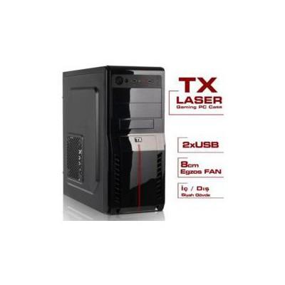 TX Laser Ssd Ready Gaming Atx  (500w) Kasa