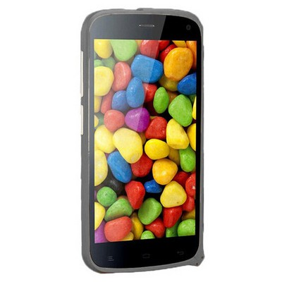 Microsonic General Mobile Discovery Thin Metal Çerçeve Kılıf Siyah Cep Telefonu Kılıfı