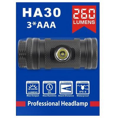 Freecamp And-ha30 Kafa Lambası 260 Lumen Ha30 Fener & Işıldak