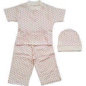 Sebi Bebe 52091 3lü Bebek Pijama Takımı Mürdüm 0-3 Ay (56-62 Cm) Kız Bebek Pijaması