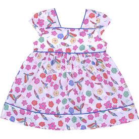 Bebepan 7956 Misspan Dokuma Elbise 6-9 Ay (68-74 Cm) Kız Bebek Takım