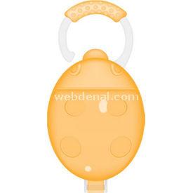 Bebedor Yeni Emzik Kutusu Sarı Bebek Besleme