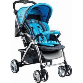 Drago Bco 123 Nova Çift Yön Bebek Arabası Mavi Çift Yönlü Bebek Arabası