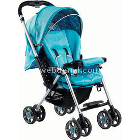 Drago Bco 128 Flex  Mavi Çift Yönlü Bebek Arabası