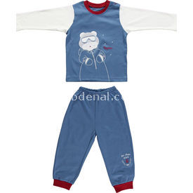 bebetto-f724-memory-pijama-takimi-mavi-9-12-ay-74-80-cm-
