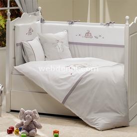 Funna Baby Beep Beep 4801  80x140 Bebek Uyku Seti